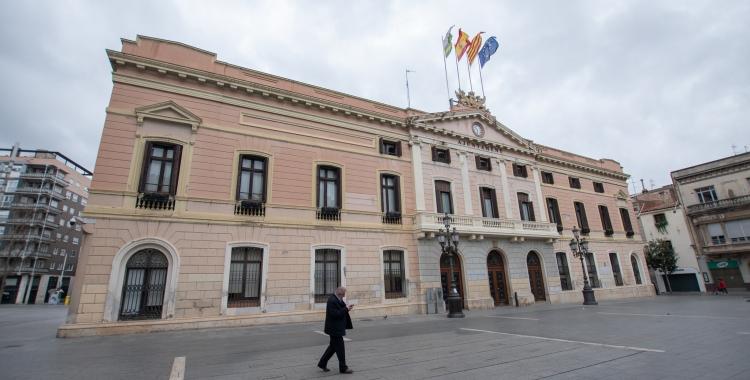 Ajuntament de Sabadell   Roger Benet