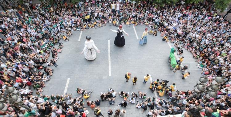 Les entrades pels actes de cultura popular del divendres ja s'han exhaurit | Arxiu