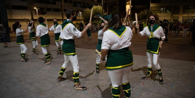 Un moment del Seguici Festiu de Sabadell aquesta Festa Major   Roger Benet