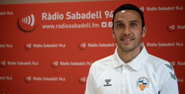 Folch, a Ràdio Sabadell | Roger Benet