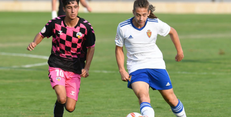 El Sabadell juvenil suma dues victòries i dues derrotes en quatre jornades | Real Zaragoza