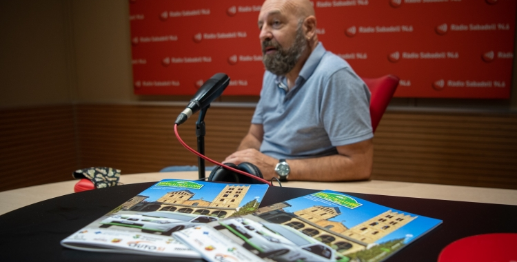 Marco, a Ràdio Sabadell | Roger Benet
