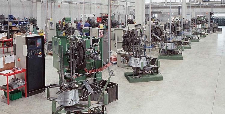 El Centre Metal·lúrgic tem una crisi de matèries primeres a la tardor | Cedida