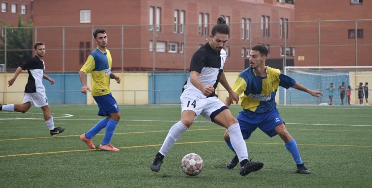 A la jornada inaugural, el Sabadell Nord va superar 2-1 l'Horta | _luisports_