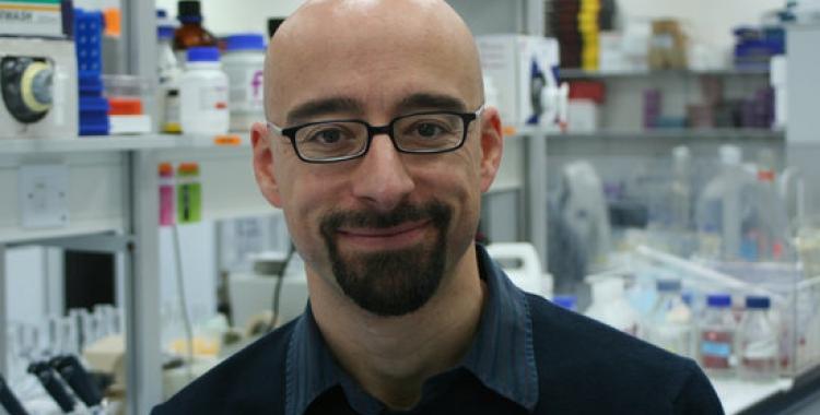 Salvador Macip, en una imatge d'arxiu   ACN