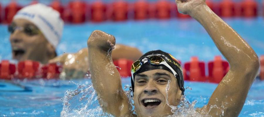 Oscar Salguero guanya tres títols a l'Estatal de Lloret