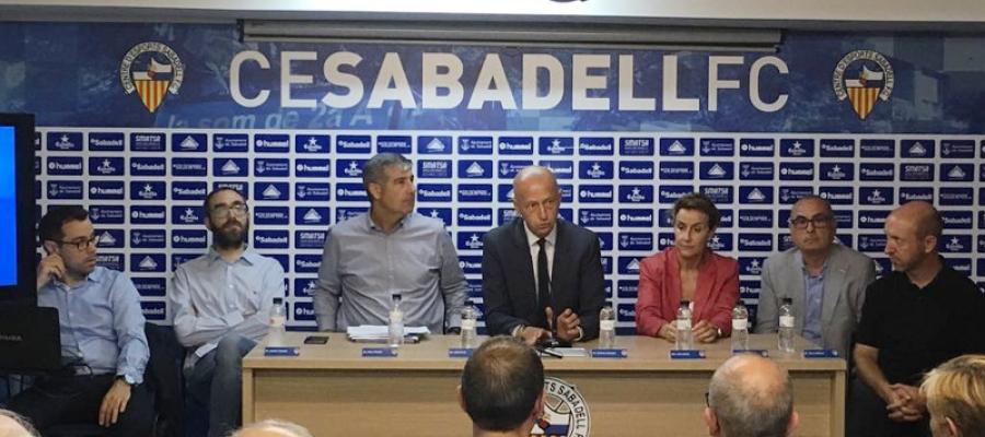 Imatge de la Junta General d'Accionistes del Sabadell