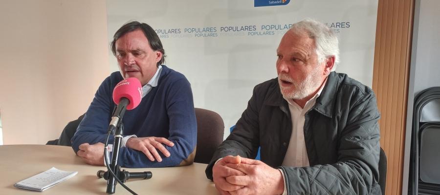 "Esteban Gesa i ManoloFernández ""Chango"" | Pere Gallifa"