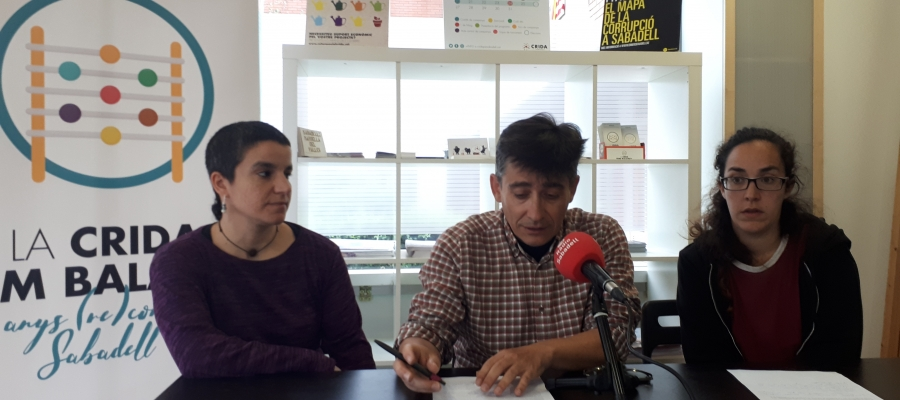 Glòria Rubio, Lluís Perarnau i Anna Lara/ Karen Madrid