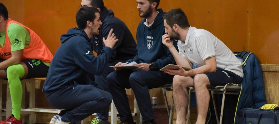 Burgos, en un partit d'aquesta temporada al carrer Garcilaso | Roger Benet