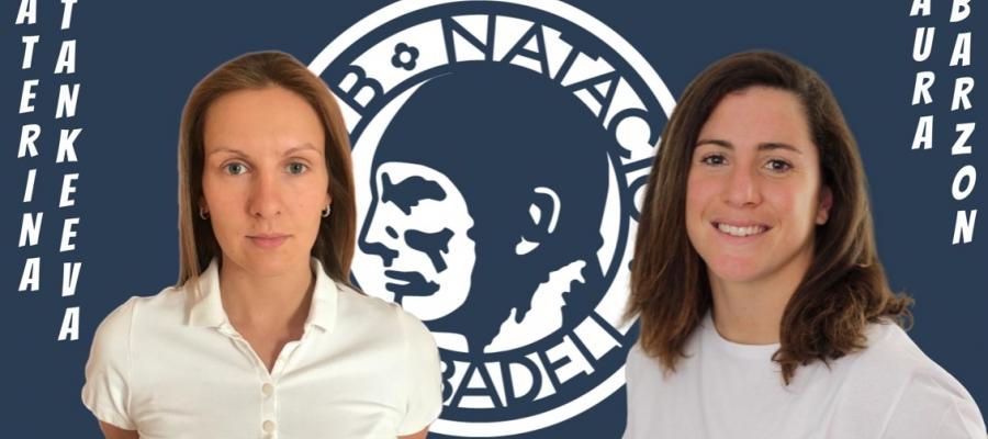 Així s'han anunciat els fitxatges de Barzon i Tankeeva | CNS
