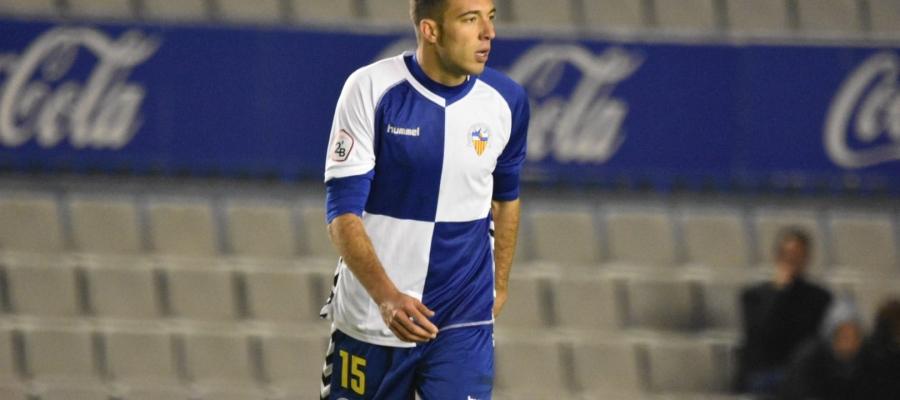 Boris Garrós va tornar a tenir minuts en lliga un mes i mig després de l'últim cop | Críspulo Díaz