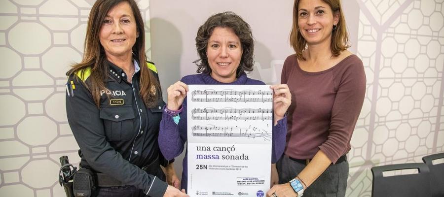 Isabel Gay, Marta Morell i Cinta Ferrer | Pau Duran
