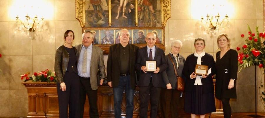 Entrega dels Premis Floc de Llana 2019   Juanma Peláez