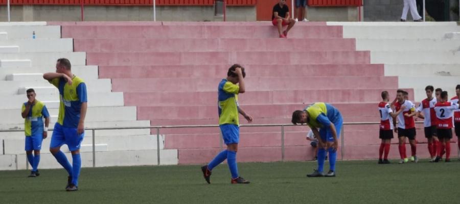 Imatge del partit de la primera volta | Sergi Park