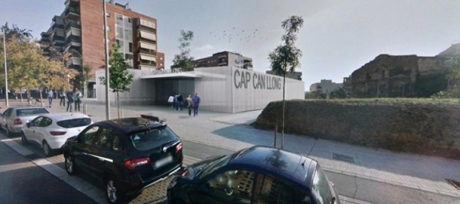 Adjudicades les obres per a la construcció del CAP Can Llong | Cedida