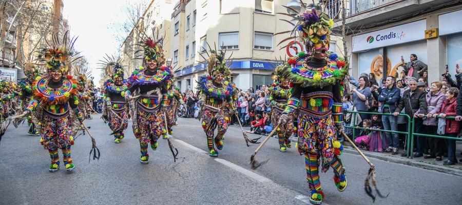 Rua de Carnaval 2020: 1.700 participants, 30 comparses i 10carrosses | Roger Benet