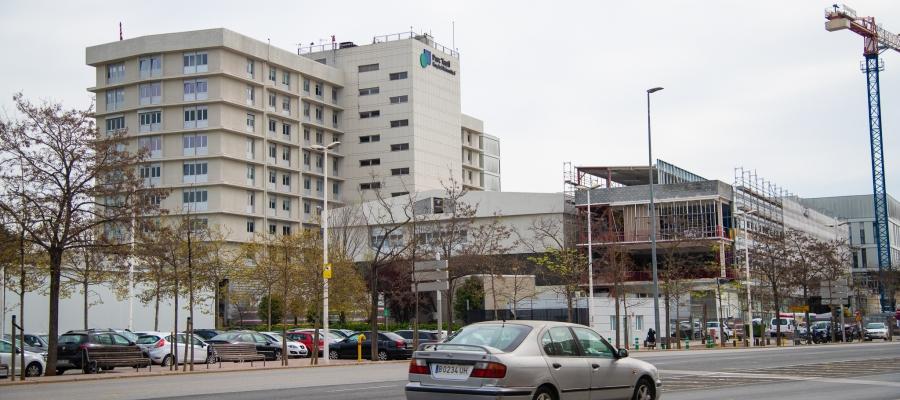A l'Hospital de Sabadell hi ha 445 persones infectades amb la Covid-19 | Roger Benet