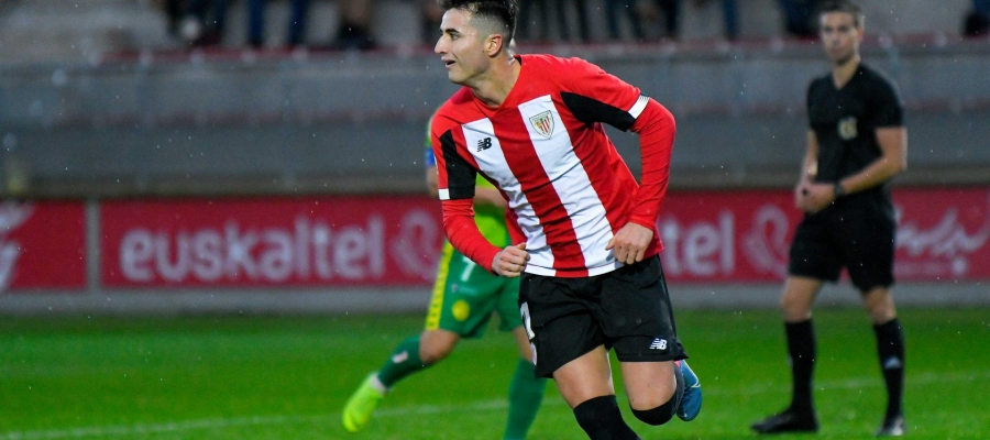 Jon Morcillo és el pitxitxi de l'equip amb 10 gols | Athletic Club