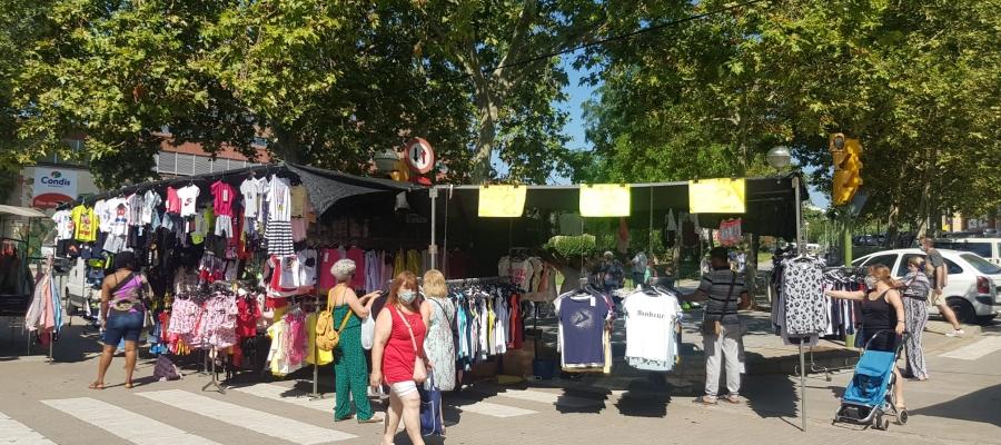 Parades del mercat ambulant dels Merinals  | Raquel García