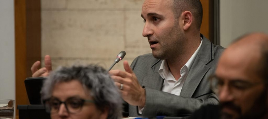 Ciutadans presenta un Pla Municipal contra les ocupacions | Roger Benet
