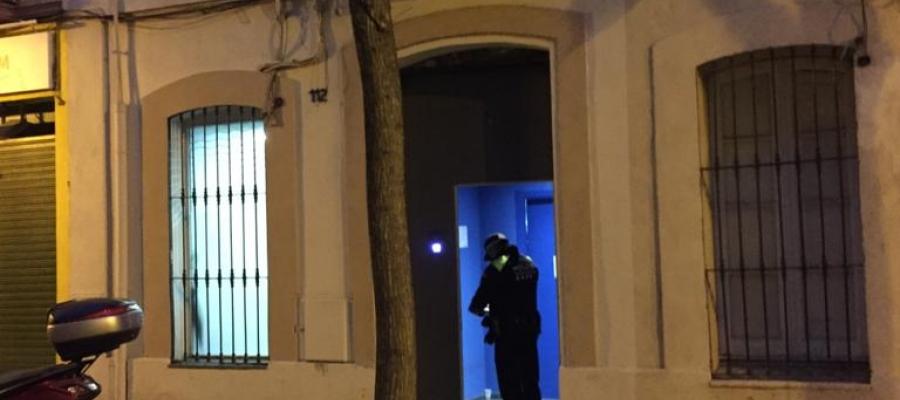 Imatge del carrer Gràcia aquesta tarda | Ràdio Sabadell