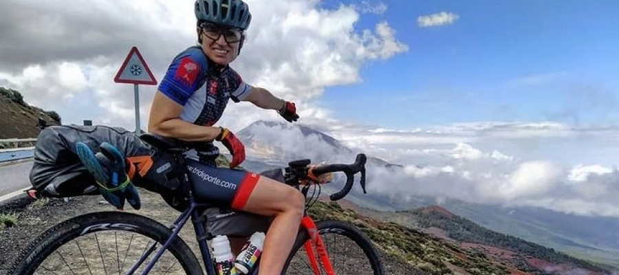 Xinxó va incloure bona part del Teide al recorregut de la Gran Guanche | Instagram