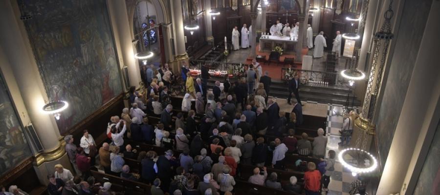 La missa de la Salut, 2019 | Roger Benet