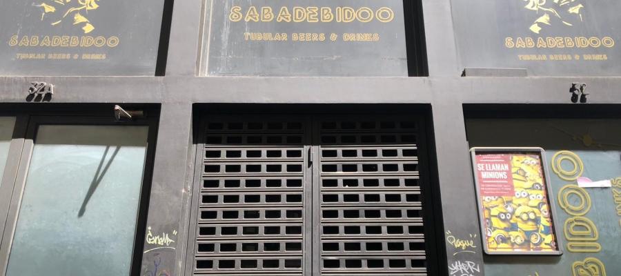 Exterior del Sabadebidoo/ Víctor Huerta