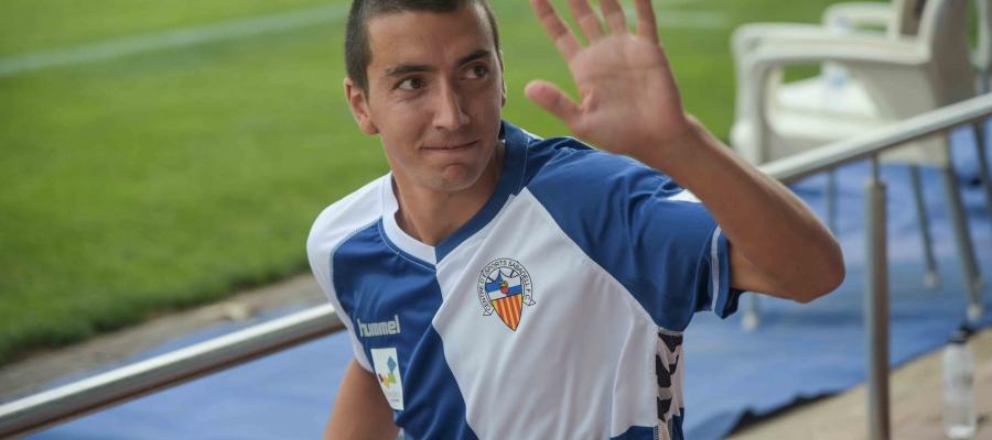 Pedro Capó ha dit adéu avui a la que ha estat casa seva quatre anys | Roger Benet