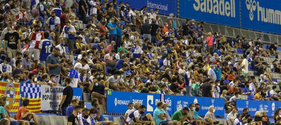 El Sabadell està venent entrades a taquilles a bon ritme | CES