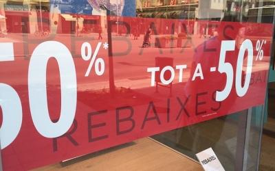 Les Rebaixes arriben fins al 50 per cent - © Arxiu Ràdio Sabadell
