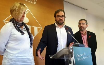 L'alcalde Fernàndez anuncia multes per a Endesa i Gas Natural - © Núria García