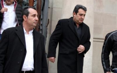 Paco Bustos i Manuel Bustos, (ACN)