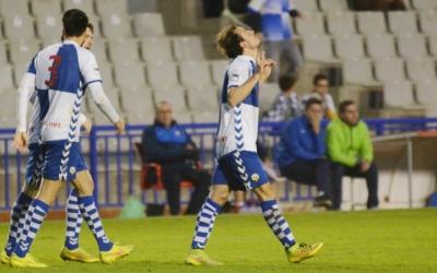 Gai Assulin no podrà ser de la partida demà contra l'Atlético Levante (Roger Benet - CES)