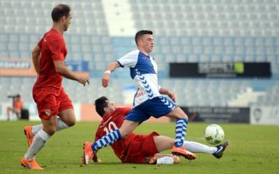 El Sabadell B busca la cinquena victòria consecutiva fora de casa contra La Jonquera