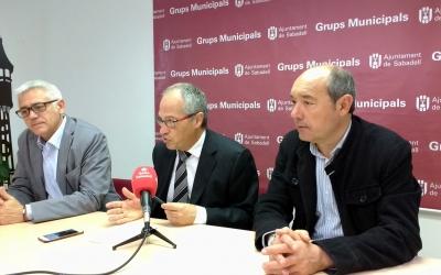 Rossinyol (centre), Torni Font i Josep Beltran