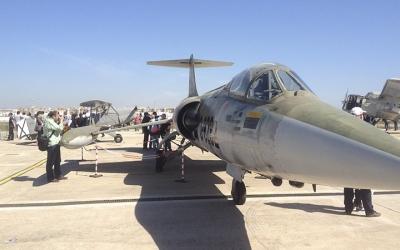 "Avió ""Starfighter"" de la força aèria holandesa"