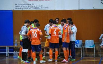 L'Escola Pia perd a Caldes i queda eliminada de la Copa Catalunya