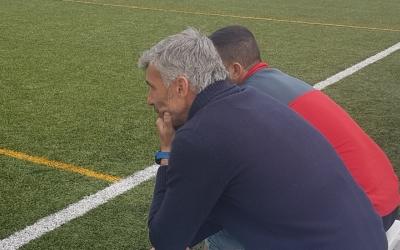 Álex Covelo no cotninuarà a la banqueta del Sabadell