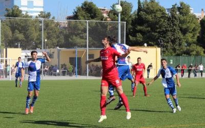 El capità arlequinat, Guillem Pujol, salta amb Sergio Álvarez | Adrián Arroyo