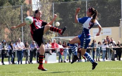 Marta Lilo suma 17 dianes en el que portem de lliga | Adrián Arroyo