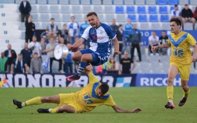 Jordan Sánchez ha jugat mitja hora avui davant el Badalona | Roger Benet (CES)