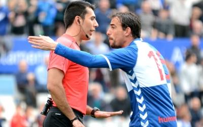 El capità ha demanat unió entre l'equip i l'afició | Roger Benet (CES)