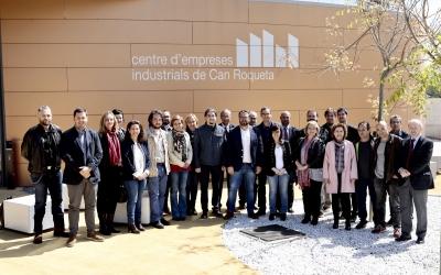 Els signats de la Declaració de Can Roqueta | Juanma Peláez