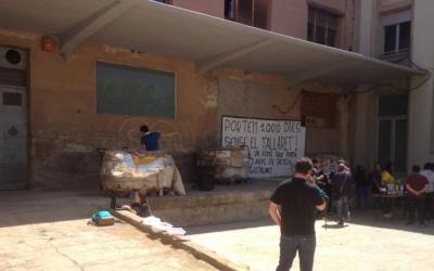 Pati de Cal Balsach. Ràdio Sabadell