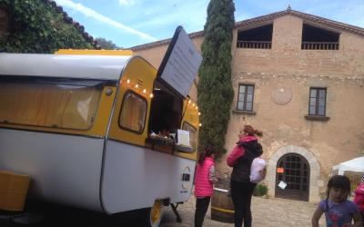 Rustic Market a la Masia de Can Deu. Foto: Ràdio Sabadell