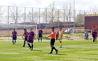 El CE Mercantil perd contra el Girona B, tot i fer un bon partit