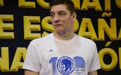 Miguel Durán estarà al Mundial d'Hongria d'aquest estiu
