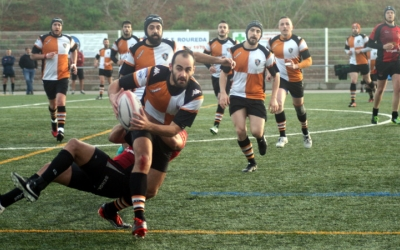 El Sabadell Rugby Club s'allunya de la permanència després de perdre contra el Senglars